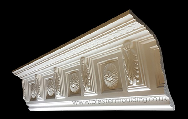 Dec001 Decorative Cornice