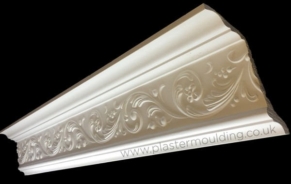 Dec002 Decorative Cornice