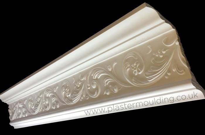 Dec002 Decorative Cornice