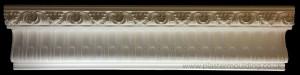 Dec003 Front  Decorative Cornice