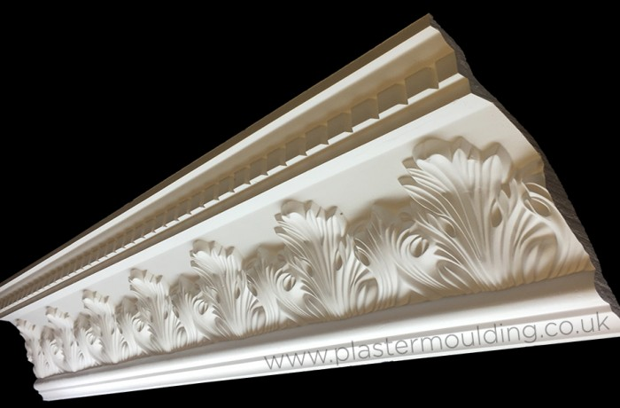 Dec004 Decorative Cornice - Georgian Plaster Mouldings