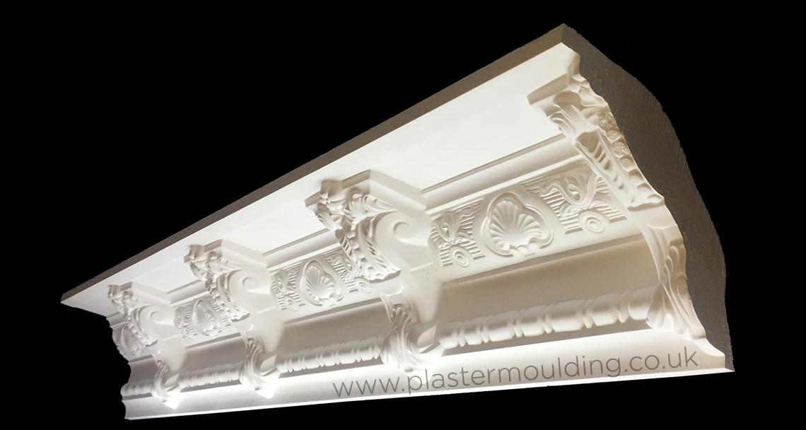 Architectural Plaster Mouldings America : Dec decorative cornice georgian plaster mouldings